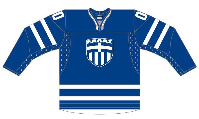 quite nice b39bb 3eacf NATIONAL TEAM JERSEYS | ICE HOCKEY IN GREECE