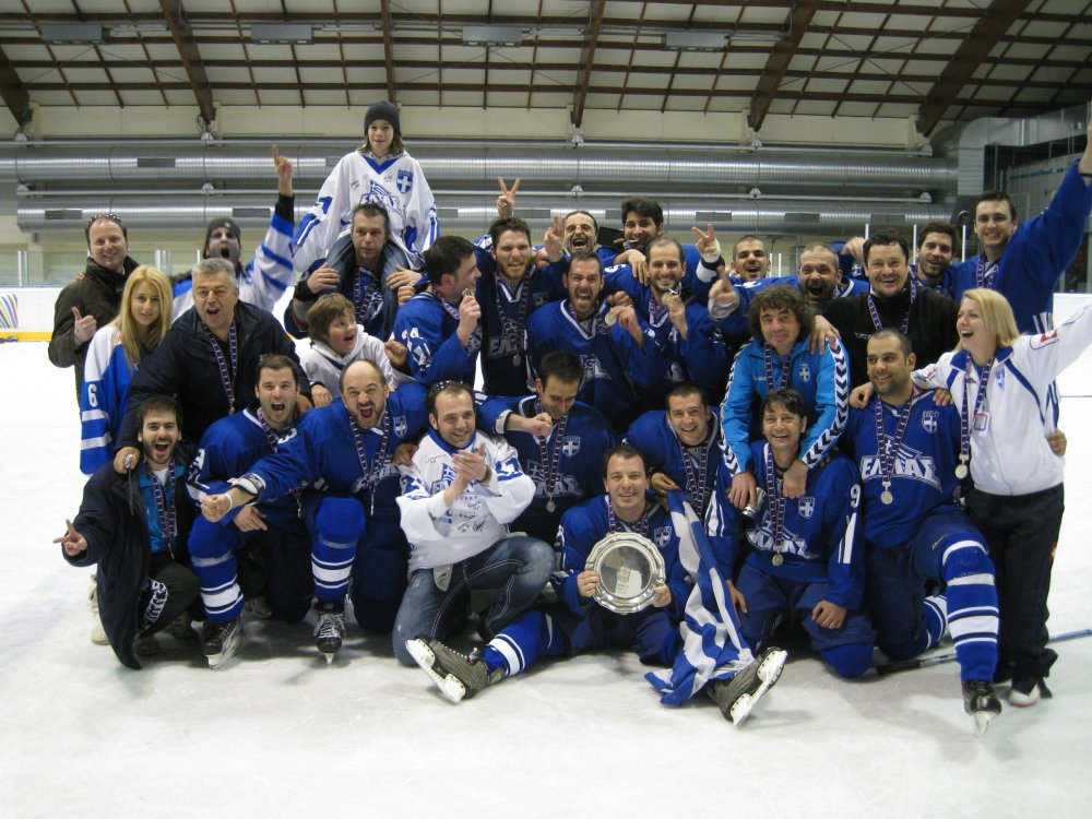 HELLAS NATIONAL TEAM 2010